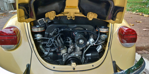 volkswagen fusca 1980 1600 - versão rara