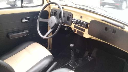 volkswagen fusca 1983 1300 - esquina automoveis