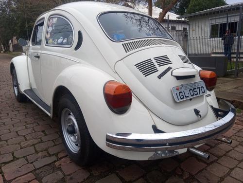 volkswagen fusca 1986 1600