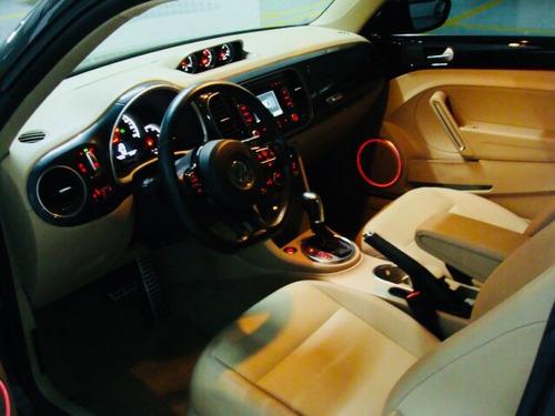 volkswagen fusca 2.0 automática 2014 top todos os opcionais