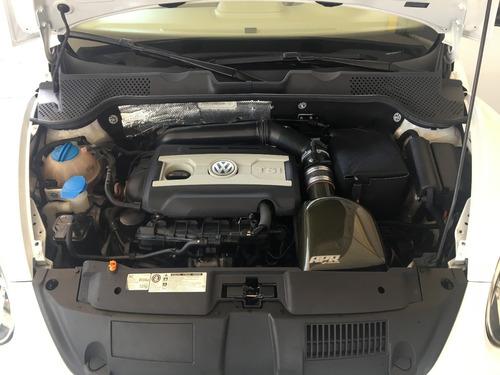 volkswagen fusca 2.0 tsi 2013 c/ kit apr k04 400cv impecável