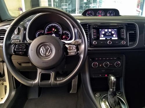 volkswagen fusca 2.0 tsi 3p automática impecável