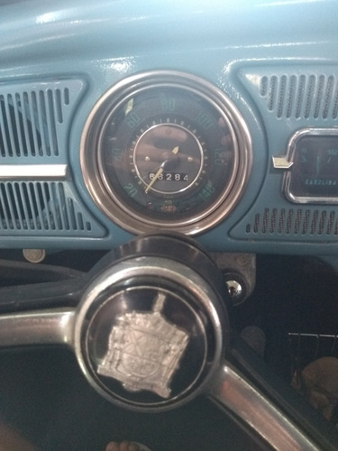 volkswagen fusca 68