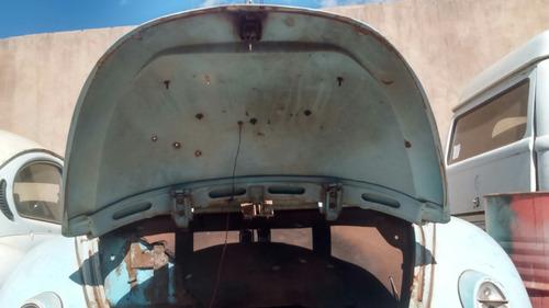 volkswagen fusca 74 sem motor baixado detran carcaça fusca