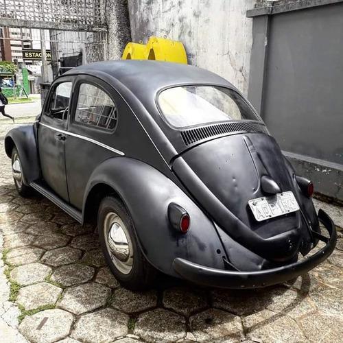 volkswagen fusca alemão