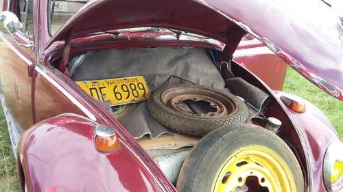 volkswagen  fusca ano 66