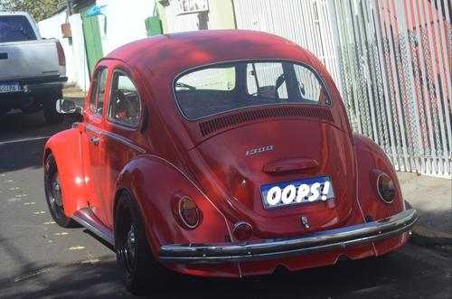 volkswagen fusca fafa 1330 l