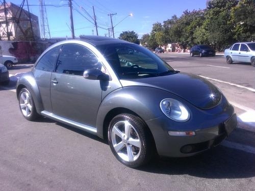 volkswagen fusca new beetle 2010 automatico c/ teto solar