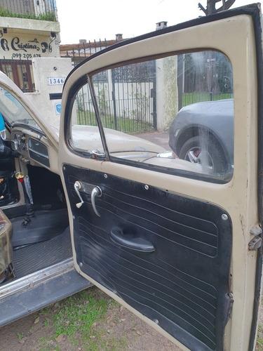volkswagen fusca original aleman 1969
