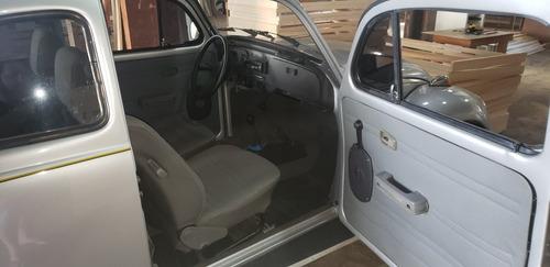 volkswagen fusca serie prata