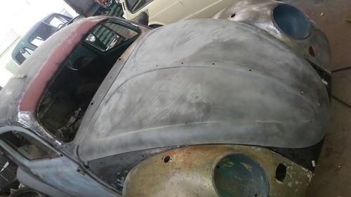volkswagen fusca split ano 1969 entrego com funilaria pronta