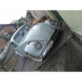 Volkswagen Fusquinha 1970 Placa Preta Fusca 1300 Barato Opor
