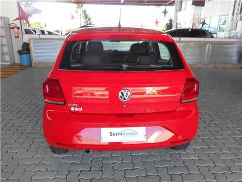 volkswagen gol 1.0 12v mpi totalflex trendline 4p manual