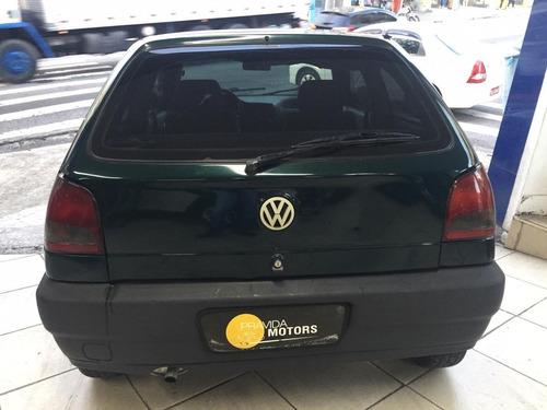 volkswagen gol 1.0 mi 16v gasolina 2p manual