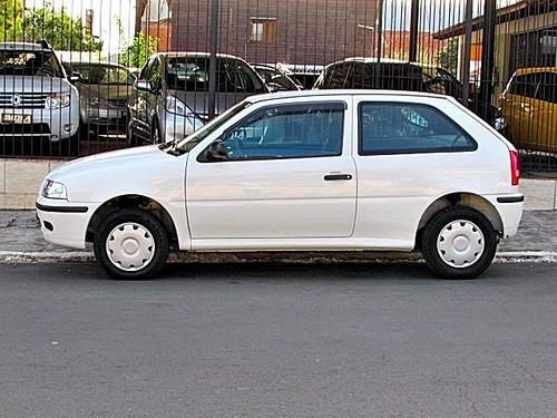 volkswagen gol 1.0 mi 8v gasolina 2p manual g.iii