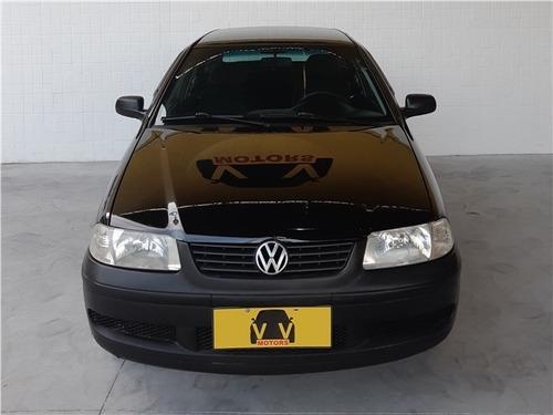 volkswagen gol 1.0 mi 8v gasolina 4p manual g.iii