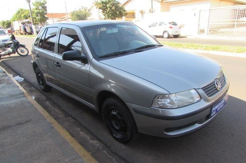 volkswagen gol 1.0 mi plus 16v gasolina 4p manual