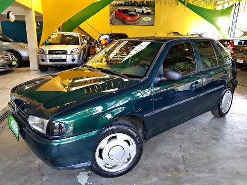 volkswagen gol 1.0 mi plus 16v gasolina 4p manual