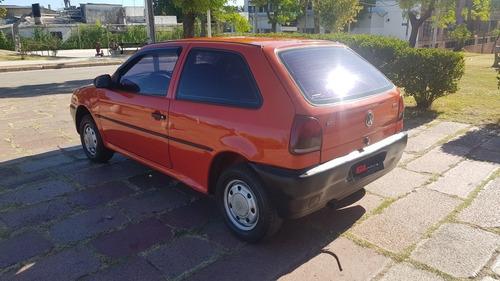 volkswagen gol 1.0 nafta (( gl motors )) financiamos! oferta