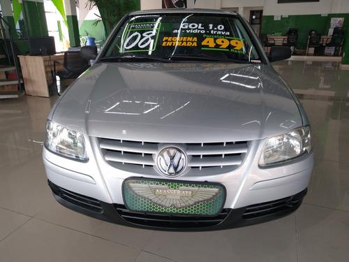 volkswagen gol 1.0 trend total flex 5p 2008