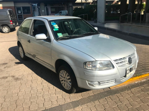 volkswagen gol 1.4 power plus 3 ptas