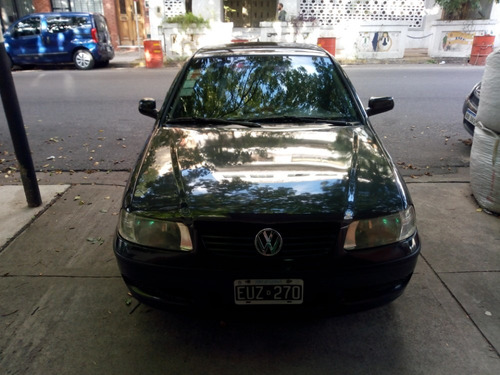 volkswagen gol 1.6 2005 impecable titular