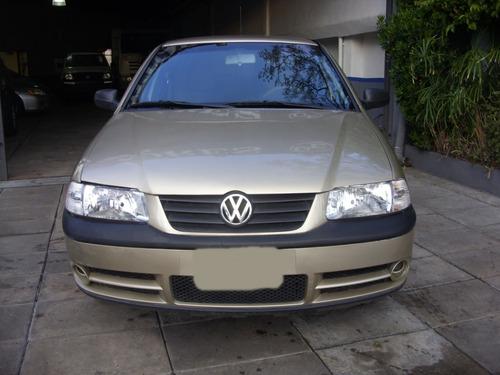 volkswagen gol 1.6 5ptas  2003 ge automotores