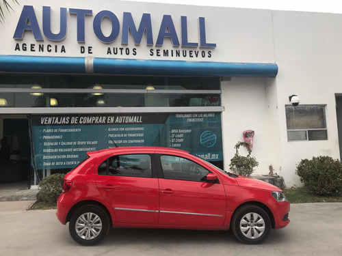 volkswagen gol 1.6 cl i-motion at 5 p 2016