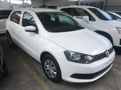 volkswagen gol 1.6 cl man mt 2014 blanco