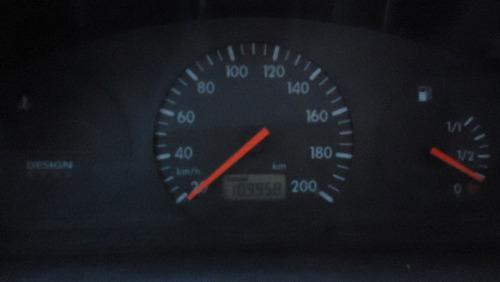 volkswagen gol 1.6 color gris 2006 usado naftero