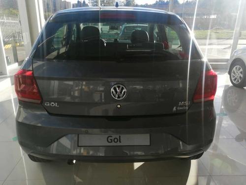 volkswagen gol  1.6 comfortline aut