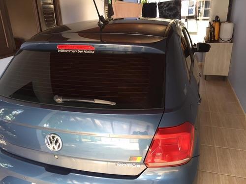 volkswagen gol 1.6 comfortline i-motion connect