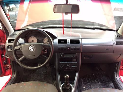 volkswagen gol 1.6 confortline 2004 nafta 5 puertas