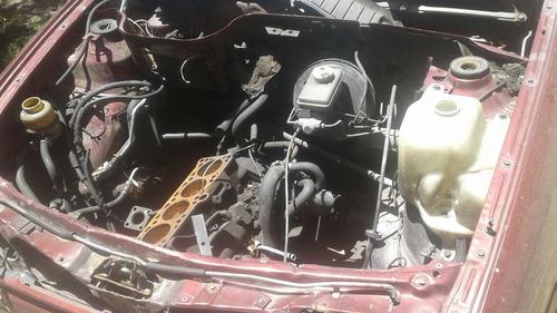 volkswagen gol 16 diesel faltantes 04 baja alta motor