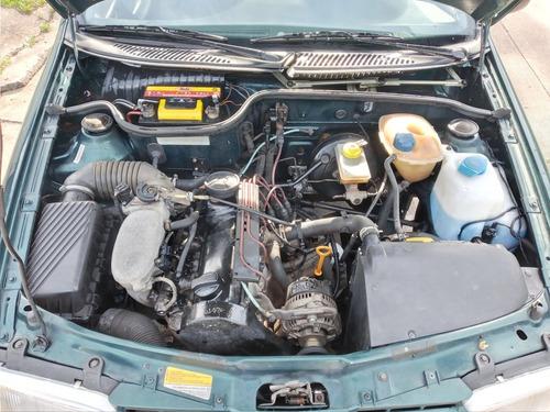 volkswagen gol 1.6 gl mi 1998 -98500 km de fabrica