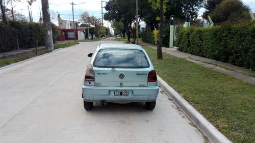 volkswagen gol 1.6 gli