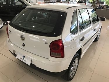 volkswagen gol 1.6 mi city 8v flex 4p manual g.iv