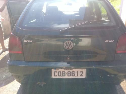 volkswagen gol 1.6 mi cl 5p gasolina