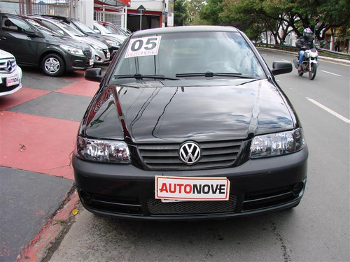volkswagen gol 1.6 mi power 8v flex 4p manual g.iii 2005/200