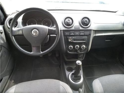 volkswagen gol 1.6 mi power 8v flex 4p manual g.v