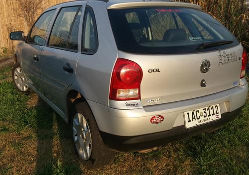 volkswagen gol 1.6 power.  5 puertas - g4