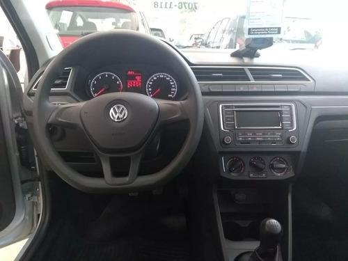 volkswagen gol 1.6 trendline 101cv nuevo automatico 020