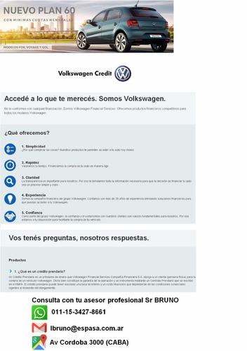volkswagen gol 1.6 trendline 5p super oferta lb