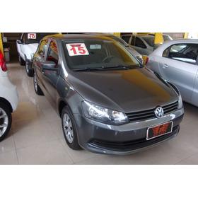 Volkswagen Gol 1.6 Vht Trendline (flex) 4p 2015