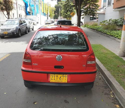 volkswagen gol 1.8 2001
