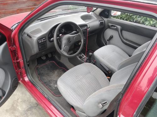 volkswagen gol 1997 hatchback mecánico dual 2900 dólares