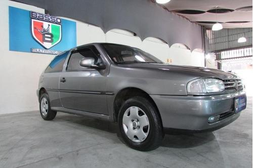 volkswagen gol 1998 1.6 mi cl 8v gasolina 2p manual