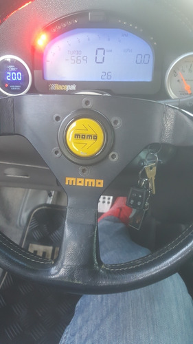 volkswagen gol 2.0 gti armado con turbo