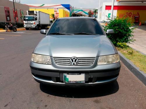 volkswagen gol 2002 / motor 1.8 / mecanico / agencia /