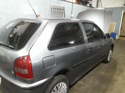 volkswagen gol, 3 puertas, modelo 2005